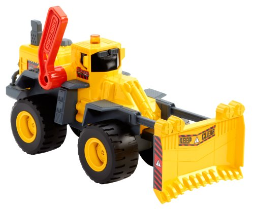 Matchbox Power Shift Construction Truck - 1