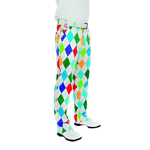royal-awesome-king-of-diamonds-pantaloni-da-golf-in-stile-funky-bianco-bianco-32w-x-30l