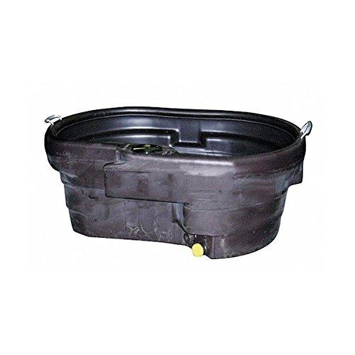 pascolo abbeveratoio, ovale, 550 l, senza valvola a galleggiante - 382275
