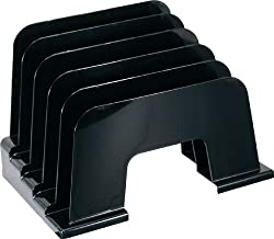 Officemate  Recycled Large Incline Sorter, Black (26062)