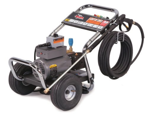 Shark De-301007D 1,000 Psi 2.8 Gpm 120 Volt Electric Commercial Series Pressure Washer