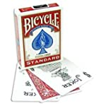 Bicycle Svengali Deck - 2 Red Decks -...