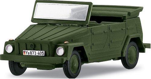 Mrklin-18705-4MFOR-Bundeswehr-VW-Bus-181-offen