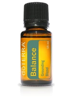 doTERRA Balance Essential Oil Grounding Blend