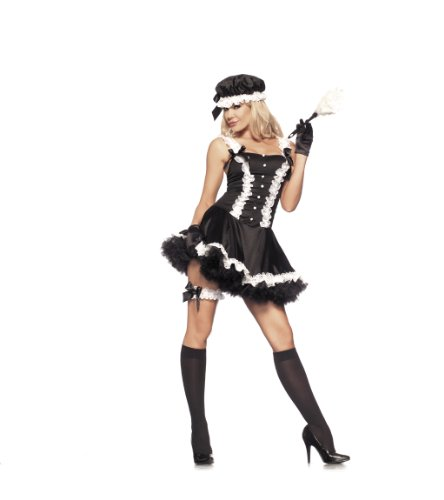 Be Wicked Costumes Women's 5th Avenue Maid Costume