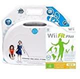 Compact Balance Board (GameOn) with Wii fit Plus Bundle (Wii)