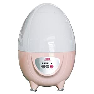 Eco Egg Automatic Washing Machine Pearl 2