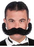 Forum Novelties Men's Novelty Jumbo Mustache