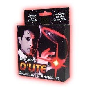 Dlite - Red Pair - Magic Trick