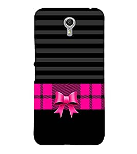 Pink Girly Pattern 3D Hard Polycarbonate Designer Back Case Cover for Lenovo Zuk Z2 Pro