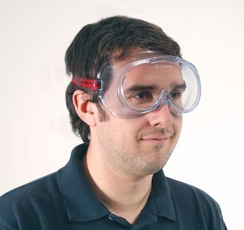 venus-gas-glasses-tight-polycarbonate-anti-mist-eye-protection-safety-goggles
