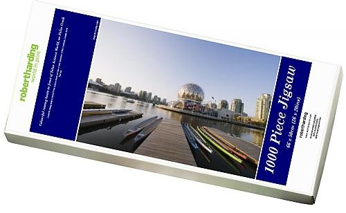 photo-jigsaw-puzzle-of-colourful-rowing-boats-in-front-of-telus-science-world-on-false-creek