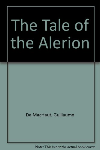 The Tale of the Alerion (Theory/Culture)