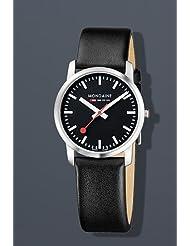 Mondaine Women's A672.30351.16SBM Simply Elegant Steel Band Watch
