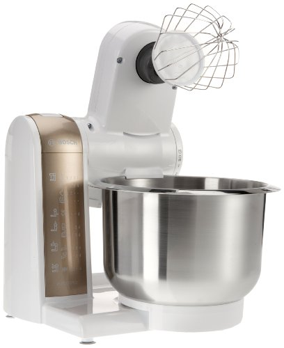 Bosch MUM4650 Food Processor Mixer and MUZ4FW10 Meat Grinder by Bosch