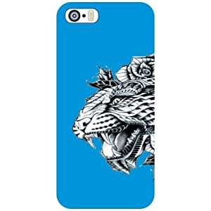 Apple iPhone 5S Back cover - Scarry Designer Cases