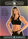 Christi Taylor: Fantastic 4 Workouts Step, Jump, Hi-Lo & More