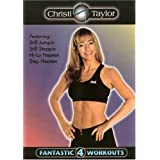 Christi Taylor: Fantastic 4 Workouts Step, Jump, Hi-Lo & More ~ Christi Taylor