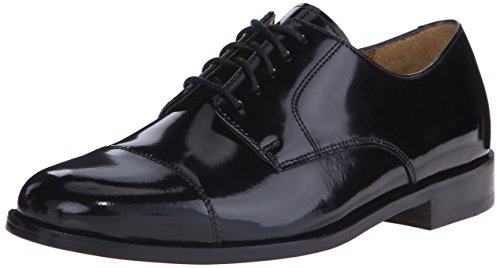 Cole Haan Men's Caldwell Black Oxford 11 D - Medium (Cole Haan Mens Shoes Patent compare prices)