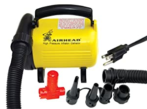 AIRHEAD AHP-120HP Hi Pressure Air Pump with Pressure Release
