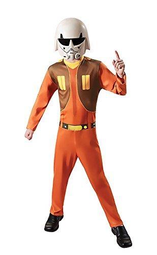 Disney Star Wars Ezra Bridger Action Suit Costume (8-10) - 1