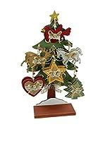 Decoracion Navideña Set Colgante decorativo 24 Uds. Árbol Navidad