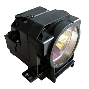 Epson PowerLite 8300i OEM Replacement Lamp with Housing(All MOCP's lamps use Original Bulbs made by Philips)