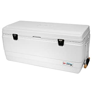 Igloo Marine Ultra Cooler (White, 128-Quart) by Igloo