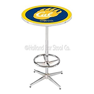 NCAA California Golden Bears 42 Pub Table by Covers HBS
