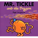 Mr. Tickle and the Dragon (Sparkly Mr. Men Stories)by Roger Hargreaves