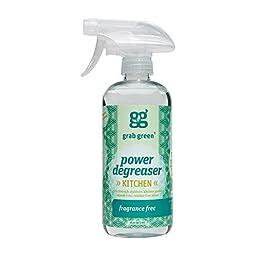 Grab Green Power Degreaser - Fragrance Free 16oz