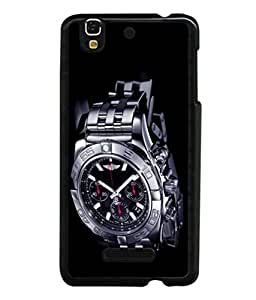 printtech Cool Watch Back Case Cover for Motorola Moto X Style