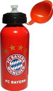 FC Bayern München 10683 Trinkflasche 0,4l
