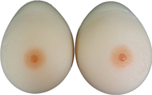 BESKING Silicone Breast Forms M(600