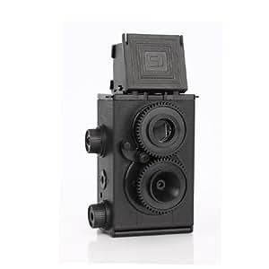 DIY Twin Lens Reflex TLR For Camera Holga Lomo Recesky