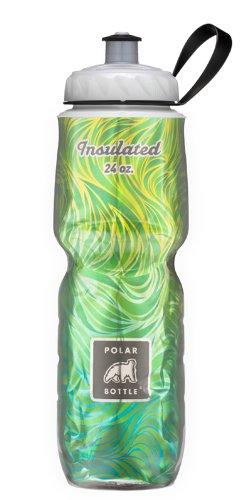 Polar Bottle Insulated Water Bottle (24-Ounce) (Lemon Grass)