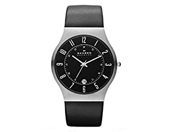 Skagen Men's Black Watch #233XXLSLB