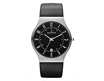 Skagen Men's Black Watch #233XXLSLB