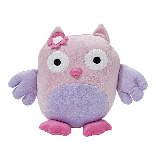 Bedtime Originals Magic Kingdom Plush Owl, Daisy - 1