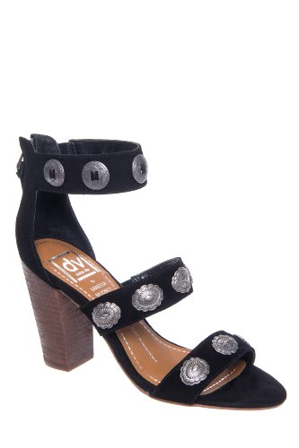 DV by Dolce Vita Vanessa Mooney Montey High Heel Ankle Cuff Sandal