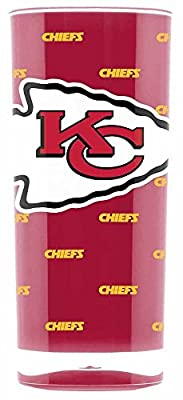 NFL Kansas City Chiefs Insulated Square Tumbler