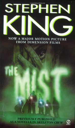 The Mist (1980) (Book) written by Stephen King