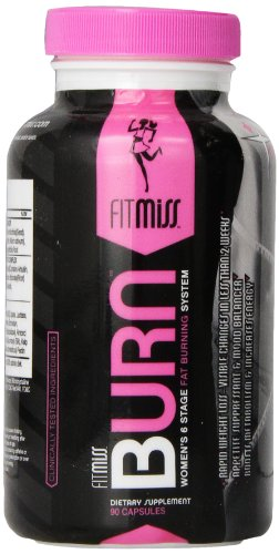 FitMiss Fitmiss Burn Weight Management, Capsules, 90 Count