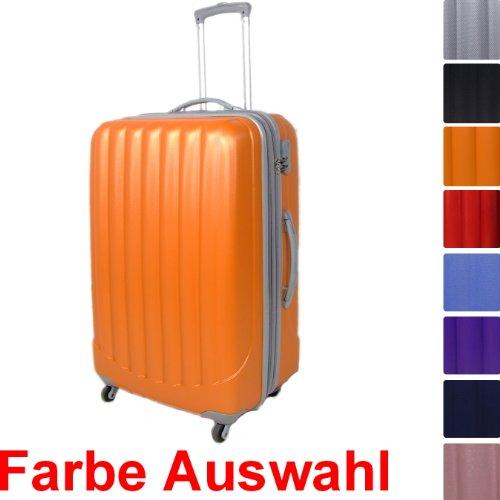 BEIBYE Reisekoffer Koffer Trolley Hartschale
