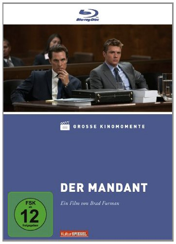 Der Mandant - Große Kinomomente [Blu-ray]