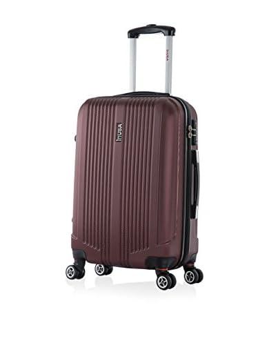 InUSA San Francisco 22 Medium Hardside Luggage, Wine