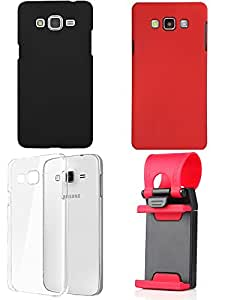 Cover Case for Samsung Samsung Galaxy A7 - Combo