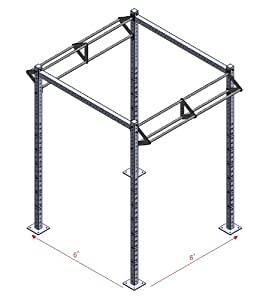Rogue Sml 2c Squat Stand together with US5403253 in addition Thermofoil brushed aluminum checkered plate together with 1427 Square Feet 2 Bedrooms 2 Bathroom Log Homes House Plans 0 Garage 33232 additionally 11. on garage pull up bar