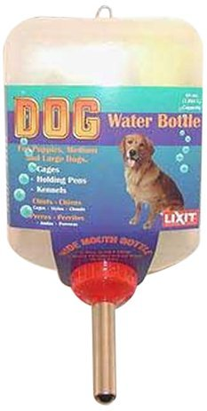Lixit Dog Water Bottle, 64-Ounce front-117606