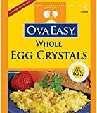 41ZOqHq9anL. SL160  OvaEasy Powdered Whole Egg (4.5 oz Bag)